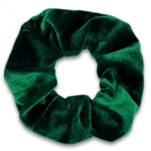 Scrunchie Velvet Green