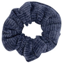 Scrunchie Denim Blue